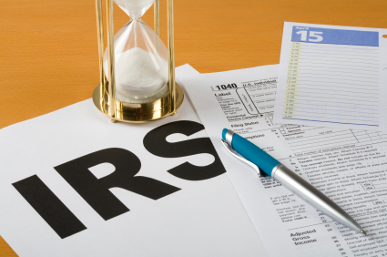 irs tax payment